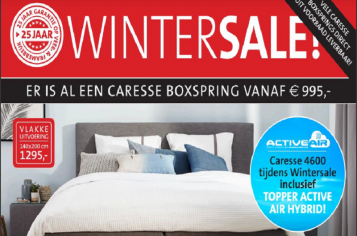 Caresse WinterSale