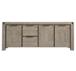 Dressoir Oderzo eiken grey wash