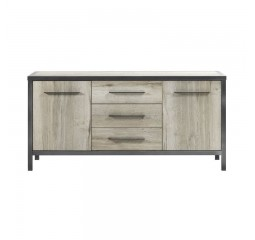 Dressoir Diago silver decor