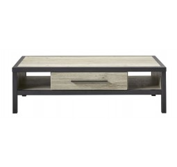 Salontafel Diago silver decor