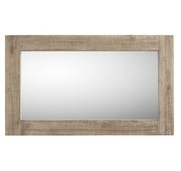 Spiegel Bassano 180x80 light grey