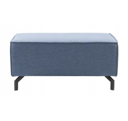 Hocker Terzo koudschuim zitting denim