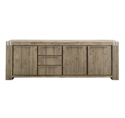 Dressoir Bassano rough warm