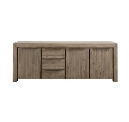 Dressoir Salzburg acaciahout grey wash