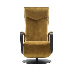 Relaxfauteuil Seduto polyether zitting gold