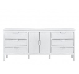 Dressoir Stretto White mindi hout