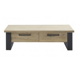 Salontafel Verato naturel grey