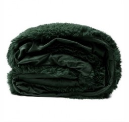 Plaid Scanno 150x200 dark green