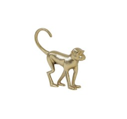 Ornament Scimmia monkey goud