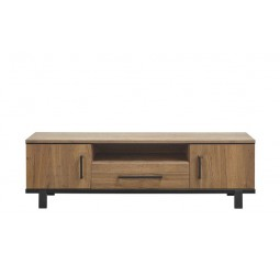 TV-Dressoir Adanti (175cm breed) tabacco decor