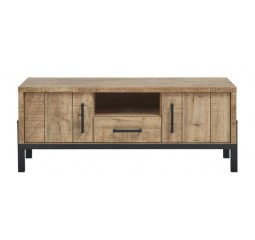 TV-Dressoir Ricardi (134 breed) mango decor