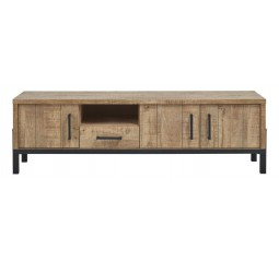 TV-Dressoir Ricardi (176 breed) mango decor
