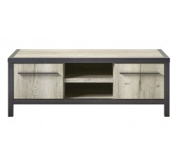 TV-meubel Diago (130 breedte) silver decor