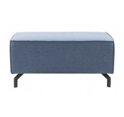 Hocker Terzo HR-schuim zitting denim