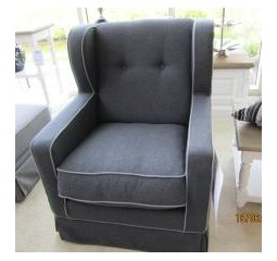 Remada fauteuil in stof