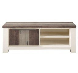 TV-Dressoir Cortena vintage dark