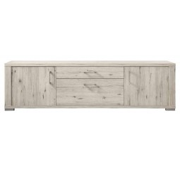 TV-Dressoir Moritz decor zand eiken