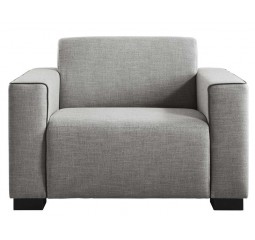 Loveseat Alseno steel