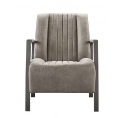 Fauteuil Lazise taupe