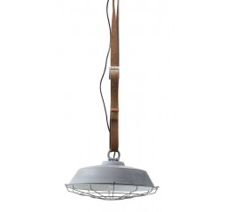 Hanglamp Guardino grey wash