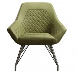 fauteuil daline green