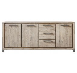 Dressoir Accardi acaciahout ice grey