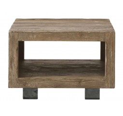 Hoektafel Alezio pine antique grey