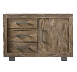 Kommode Alezio pine antique grey