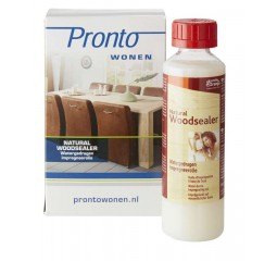 Woodsealer naturel 250 ml Onderhoud