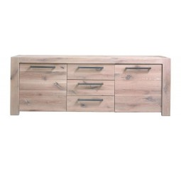Dressoir Lucano white oil