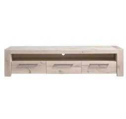 TV-Dressoir Lucano eikenhout white oil