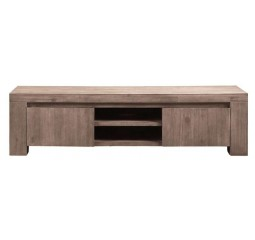 TV-Dressoir Montreal acaciahout light grey