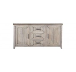 Dressoir Elano white ice