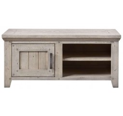 TV-Dressoir Elano eikenhout white ice