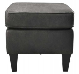 Hocker Galtico antraciet