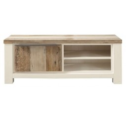 TV-Dressoir Cortena acaciahout vintage light