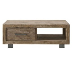 Salontafel Alezio pine antique grey