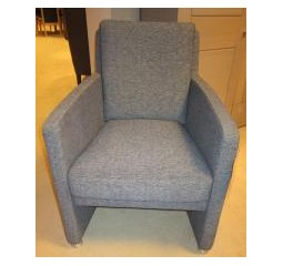 Vala fauteuil in stof