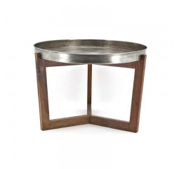 by-boo 1554 table mundial metal