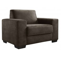 loveseat domenia donkerbruin