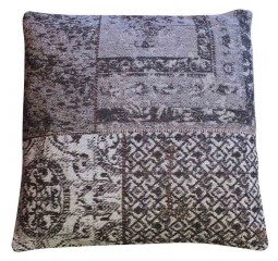 by-boo 6096 pillow patchwork grey