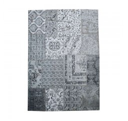 by-boo 6006 carpet patchwork grey