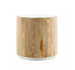 by-boo 1571 coffeetable tub light white