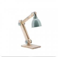 by-boo 2175 table lamp davinci green