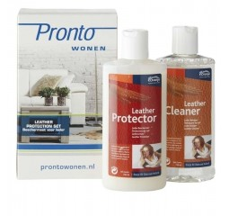 Leder protection set 2x 150 ml Onderhoud