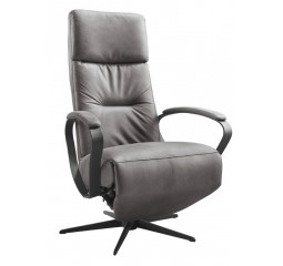 relaxfauteuil dock 5 medium antraciet