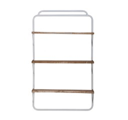 by-boo 0374 alaska wallrack wandrek - white