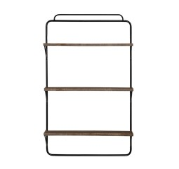by-boo 0375 alaska wallrack wandrek - black