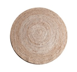 by-boo karpet jute diam. 120cm naturel