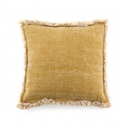 by-boo 3071 pillow mono 50x50 cm - yellow